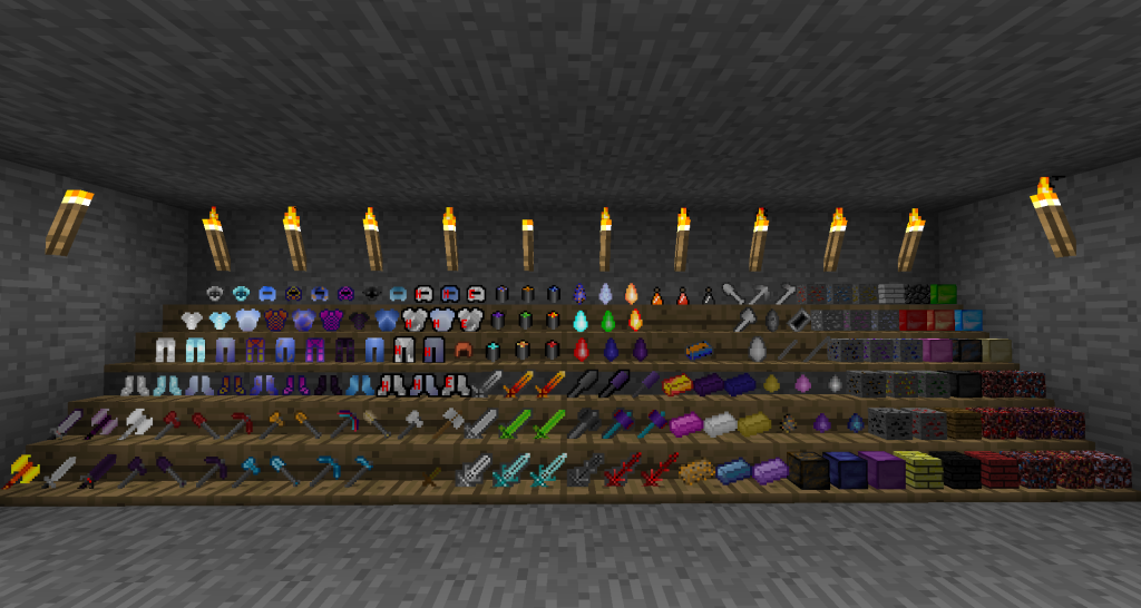 minecraft nether ores 1 2 5