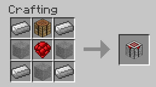 how to make redstone bridge in minecraft 20 blockes
