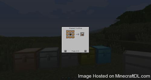 Iron Chest Mod