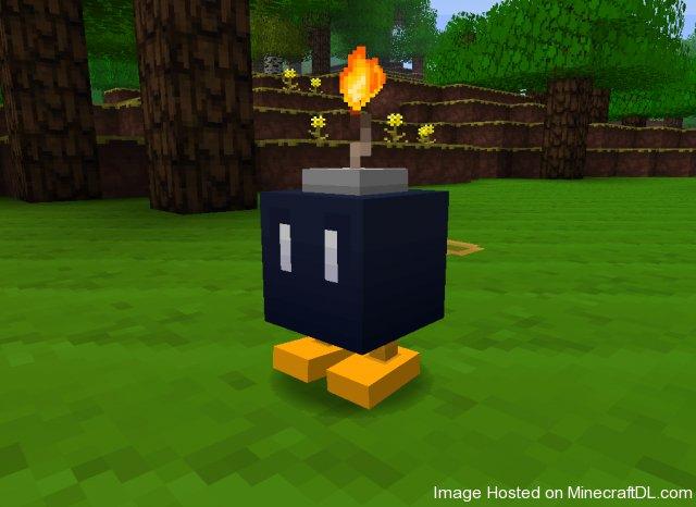 8Bit's Mobs Mod For Minecraft 1.2.5