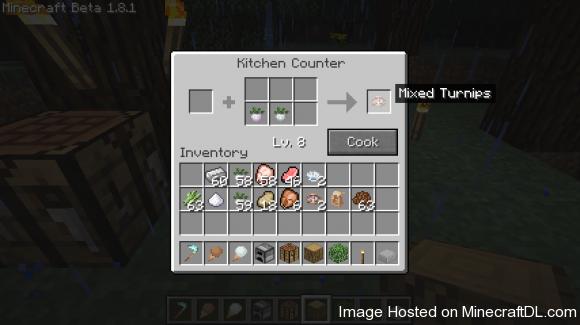Chef Craftory Mod