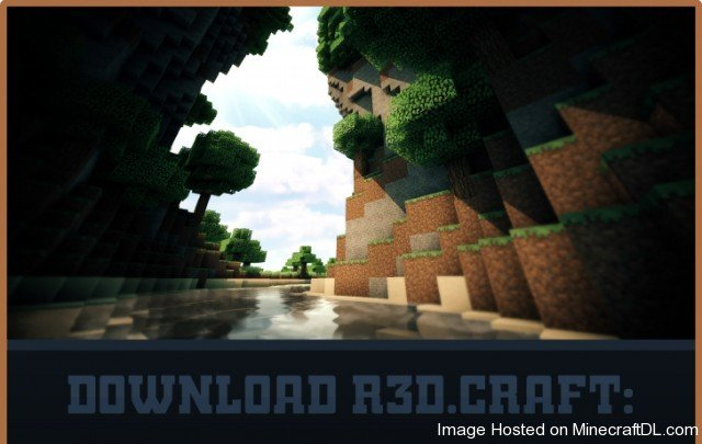 R3D.Craft Texture Pack