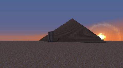 2i6hron.jpg Mobile [1.4.7] MCPyramid Survival Map Download
