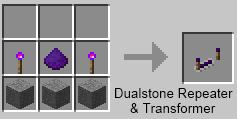 Dualstone Repeater recipe