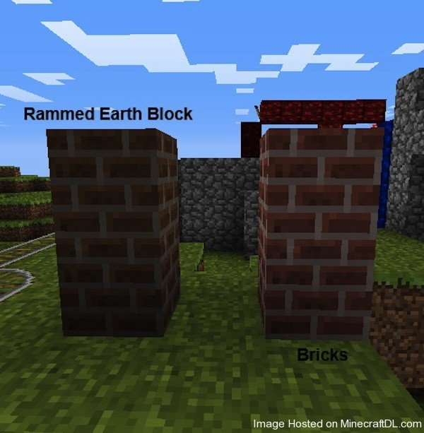 Compressed Earth Mod for Minecraft 1.2.5 | Minecraft Forum  Compressed Eart...