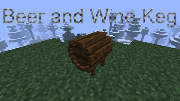 Mo' Food and Crops Mod