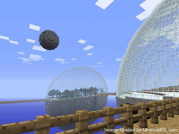 96846  Biosphere Mod 580x433 Biosphere Mod for Minecraft 1.4.6/1.4.5