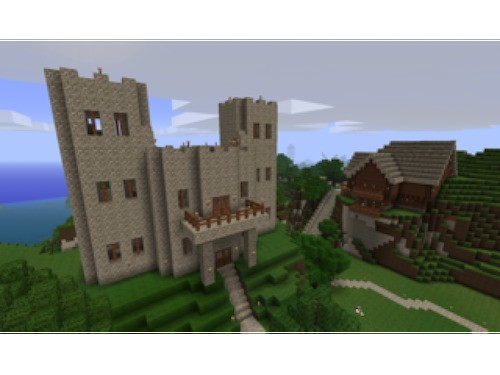 78186  JaninaCraft Texture Pack Castle JaninaCraft Texture Pack for Minecraft 1.3.2