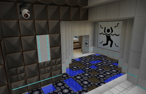 Precisely Portal and Modified Portal Texture Pack