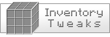 25870  Inventory Tweaks Mod [1.5.2] Inventory Tweaks Mod Download