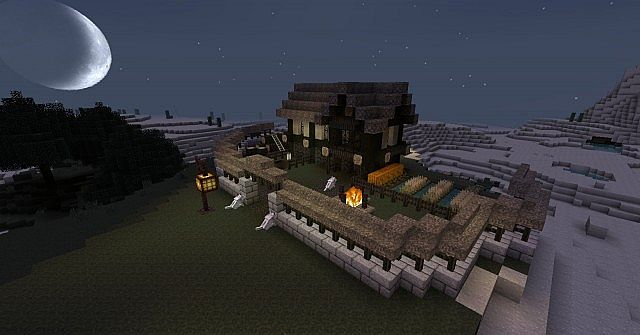 3550c  Oldencraft texture pack [1.7.2/1.6.4] [32x] OldenCraft Texture Pack Download