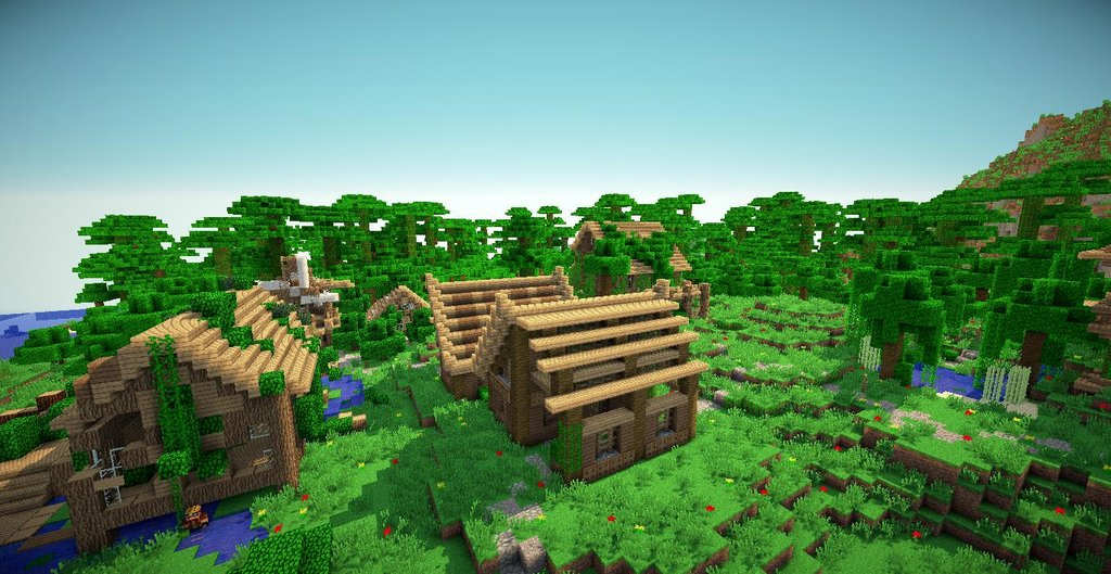The Survival Games 3 Map for Minecraft   Minecraft Forum