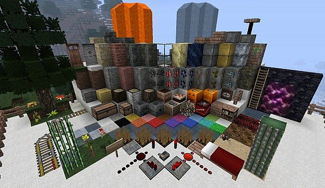 5400b  T42 Pack 3 [1.7.2/1.6.4] [64x] T42′s HD Texture Pack Download