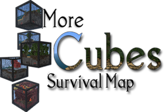 7ec77  Cube survival map 2 Cube Survival Map for Minecraft