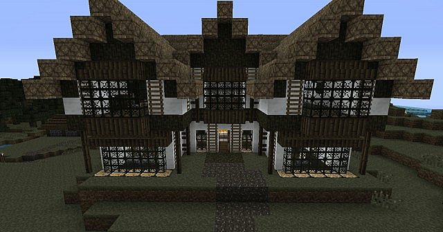 91132  Oldencraft texture pack 1 [1.7.2/1.6.4] [32x] OldenCraft Texture Pack Download