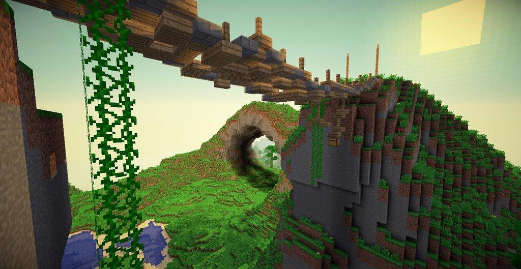 minecraft survival game maps