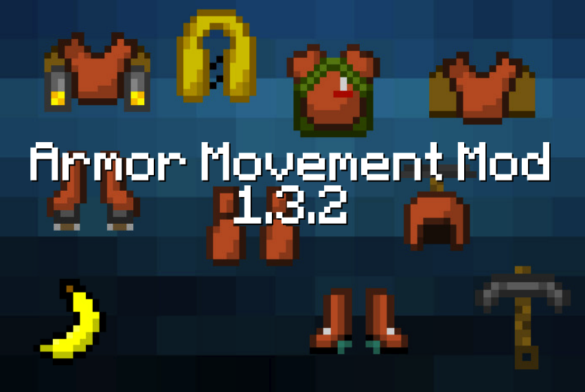 931a6  Armor Movement Mod 1 Armor Movement Mod for Minecraft 1.4.2