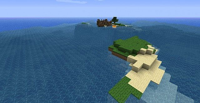 b40ea  Stranded Map 3 Stranded Map for Minecraft