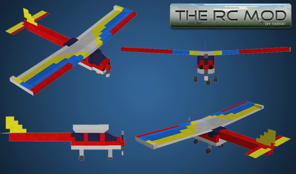 The RC Mod for Minecraft 1 4 2 | Minecraft Forum