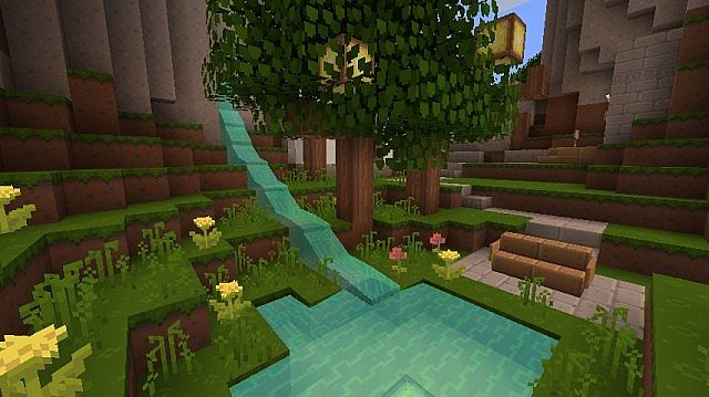 e0c39  Dandelion texture pack 1 [1.7.2/1.6.4] [16x] Dandelion Texture Pack Download