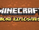 More Explosives Mod for Minecraft 1.4.2
