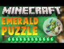 Emerald Puzzle Map for Minecraft 1.4.5