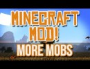 More Mobs Mod for Minecraft 1.4.5