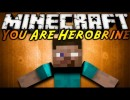 You Are Herobrine Mod for Minecraft 1.4.2