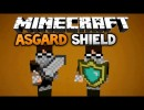 Asgard Shield Mod for Minecraft 1.4.4