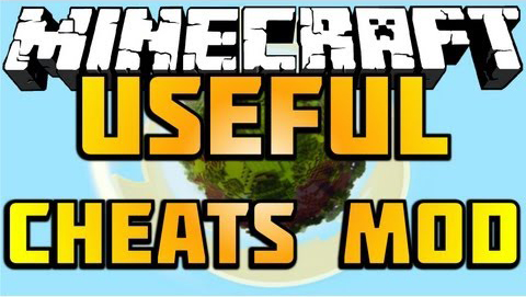 04518  Useful Cheats Mod Useful Cheats Mod for Minecraft 1.4.2