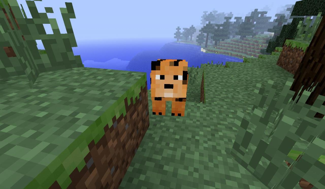 07a8a  More Mobs Mod 9 More Mobs Mod for Minecraft 1.4.5