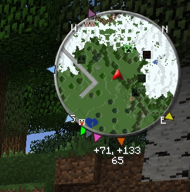 0c0bd  radarwu Zan's Minimap Mod for Minecraft 1.4.4/1.4.5