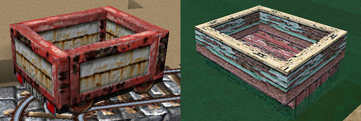 12276  Battered old stuff texture pack 3 [1.7.10/1.6.4] [32x] Battered Old Stuff Texture Pack Download