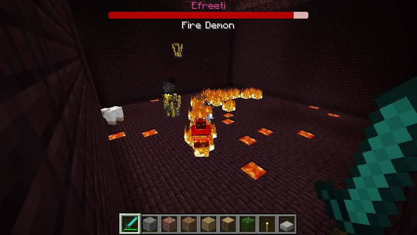 1b8d7  w7en0l Legendary Beasts Mod for Minecraft 1.4.2