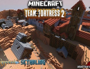 Team Fortress 2 – Dustbowl Map for Minecraft 1.4.5