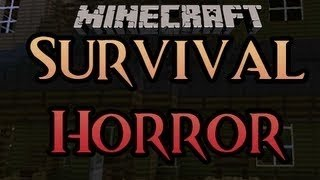 3b632  Survival Horror Map Survival Horror Map for Minecraft