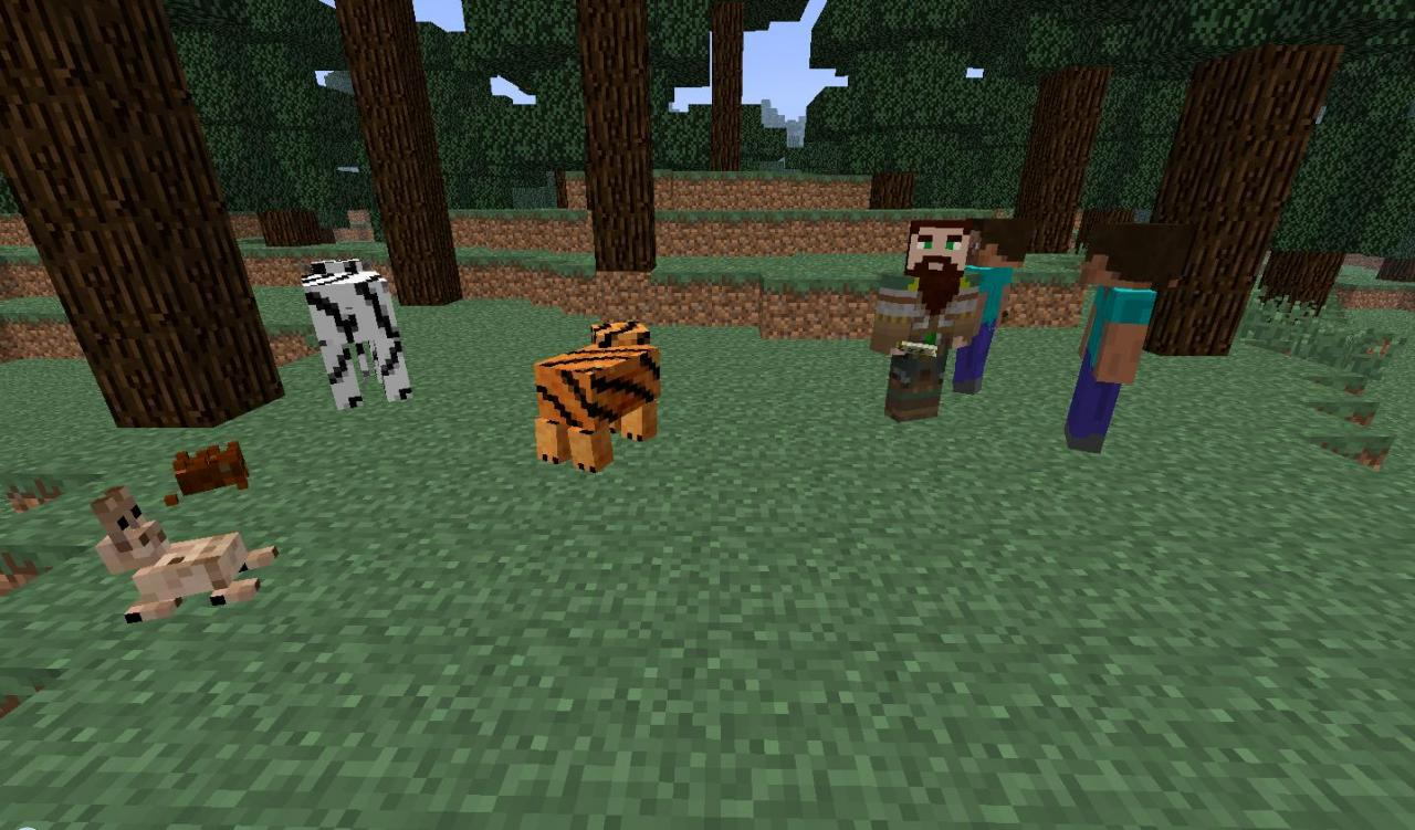 42d78  More Mobs Mod 1 More Mobs Mod for Minecraft 1.4.5