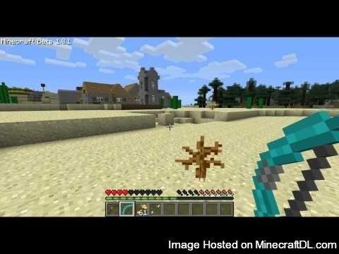 minecraft arrow mod