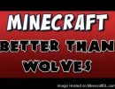 Better Than Wolves Mod for Minecraft 1.4.4 and 1.4.2