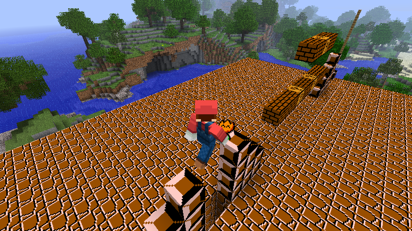 53936  Super Mario Mod 6 Super Mario Mod for Minecraft 1.4.5