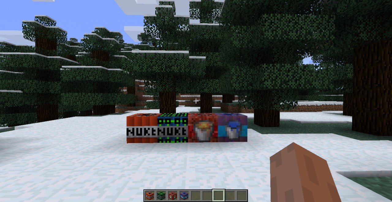 56bfc  Nuke Minecraft Mod 1 Nuke Screenshots
