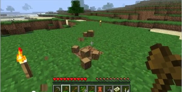 600x305xTimber Mod.jpg.pagespeed.ic .T6FrP8s6Rh Timber Mod for Minecraft 1.4.6