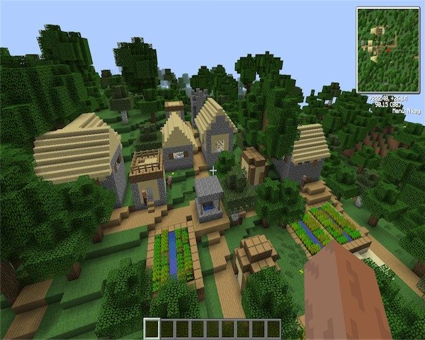 600x480xMore Village Biomes+ Mod 2.jpg.pagespeed.ic .jmWf6HSDEa [1.4.7] More Village Biomes+ Mod Download