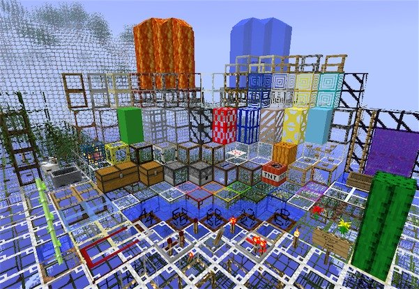601x415xStrongestCraft XRay Texture Pack.jpg.pagespeed.ic .6KOXEih4Ip [1.4.7/1.4.6] [16x] X Ray Texture Pack (StrongestCraft+) Texture Pack Download