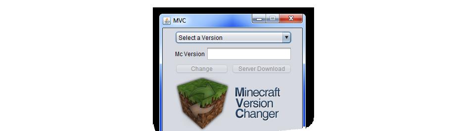 Download 'minecraft version changer download old versions of.