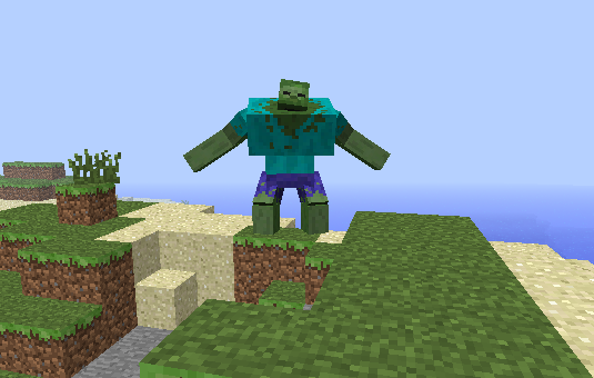 73e04  Mutant Creatures Mod 3 Mutant Creatures Mod for Minecraft 1.4.4