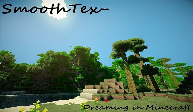 749e4  Smoothtex texture pack [1.5.2/1.5.1] [16x] Smoothtex Texture Pack Download