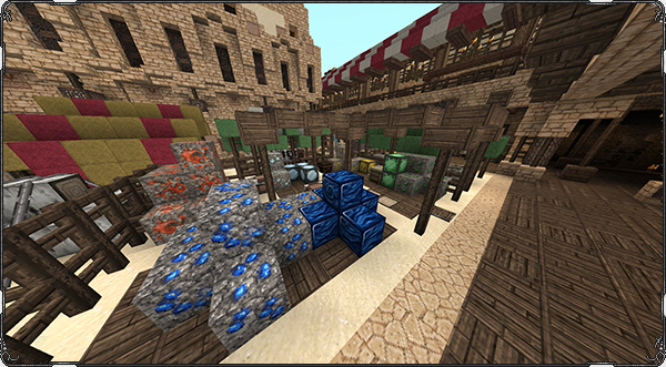 77380  Conquest texture pack 1 [1.7.10/1.6.4] [32x] Conquest Texture Pack Download