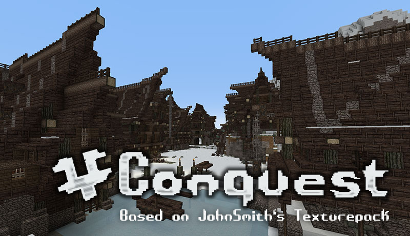 9c82b  Conquest texture pack [1.7.10/1.6.4] [32x] Conquest Texture Pack Download