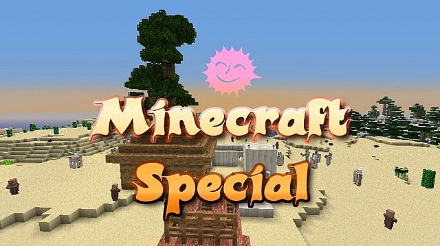 9d20a  Special texture pack [1.5.2/1.5.1] [64x] Special Texture Pack Download